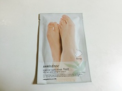 innisfree special care Foot Softening Mask