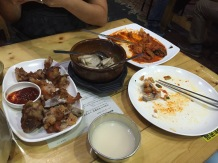 The Excellent Yetchon Makgeolli restaurant, Jeonju